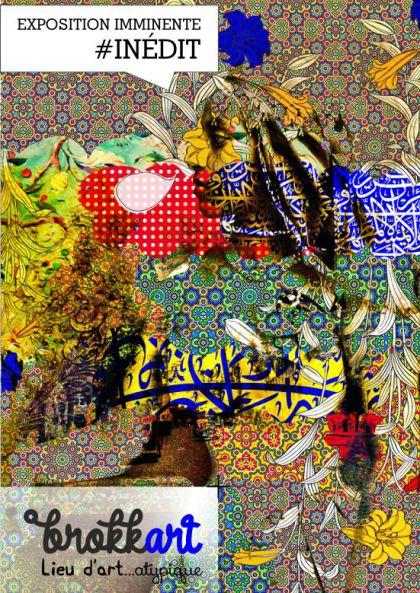 princesse zazou , expo , art textile